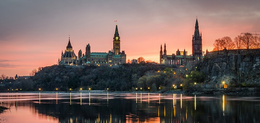 Ottawa West Sunset View