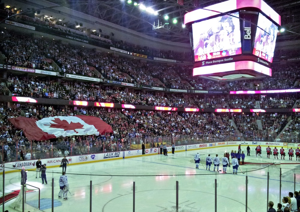 hotels near Canadian Tire Centre Ottawa A Look into Ottawa's Most Popular Sports Teams Depositphotos 21545637 s 2019